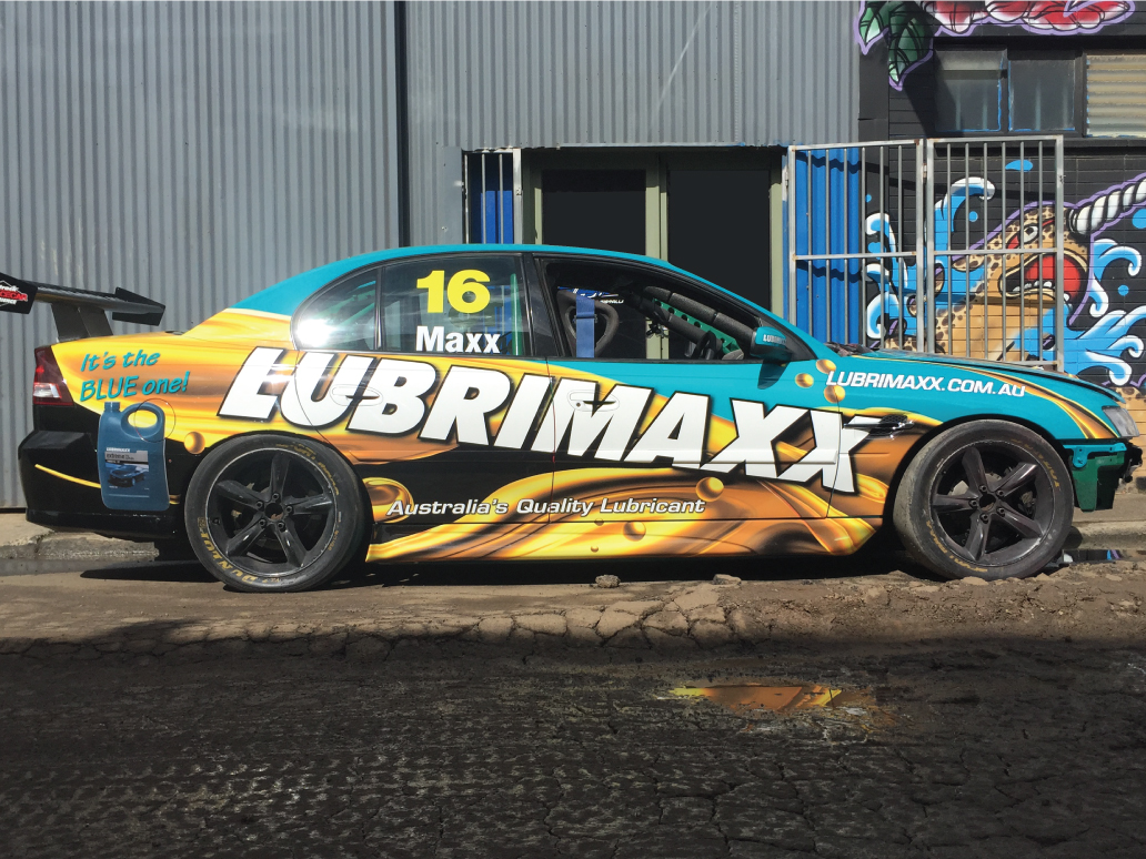 Car Wraps Design Melbourne
